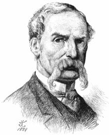 John Tenniel, Self-portrait