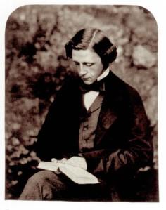 Charles L. Dodgson, 1857