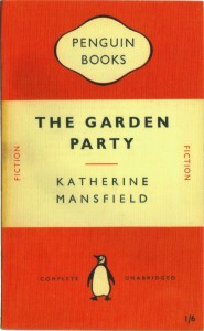 The Garden Party by Katherie Mansfield